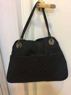 Gucci cloth big bag