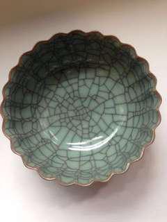 未知年代粙劽紋碗