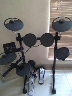 Drum Electric Yamaha DTX-450