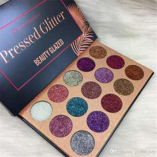 BEAUTY GLAZED eyeshadow gliter