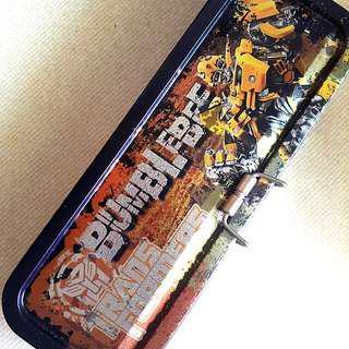 Bumblebee transformers pencilcase