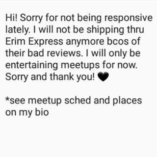 PLEASE READ 🖤