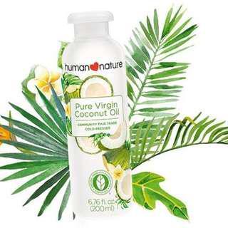 Pure Virgin Coconut Oil 200ml