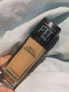 Maybelline Fit Me in the shade 125