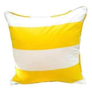Sarung bantal sofa 40x40 yellow theme