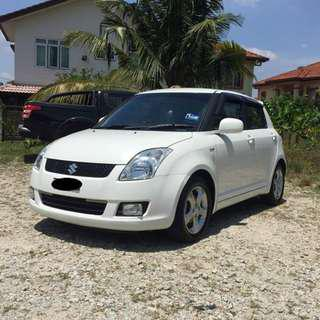 SUZUKI SWIFT 1.5L (AT)