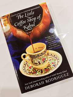 The Little Coffee Shop of Kabul (Paperback)