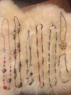 Native Necklace Set