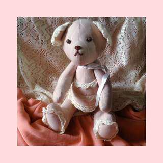 JAPAN Pink Teddy Bear