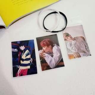 Jungkook, Jin, J-Hope Photo Sticker