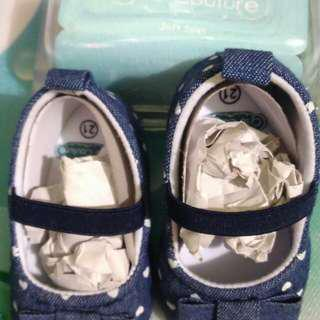 Crib Couture Soft sole shoes