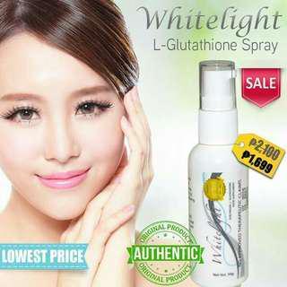Whitelight Glutathione Spray