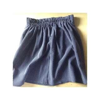 CUTE Blue Skirt