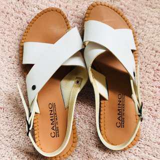 White Sandals Marikina Made