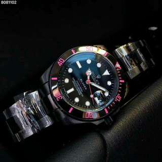 Rolex Blaken Pink