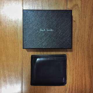 "Paul Smith ""Naked Lady"" Billfold Wallet (Black)"