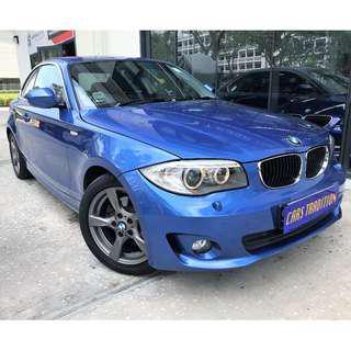 BMW 120i Coupe Auto