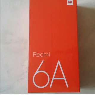 Xiaomi redmi 6A 16GB Brand NEW