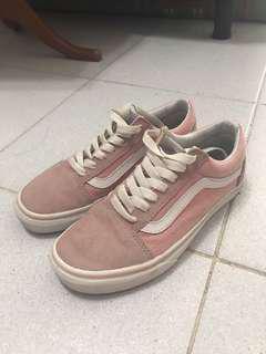 Vans Old Skool pink 粉紅色