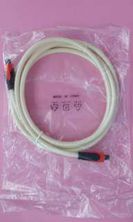 Tv optical wire