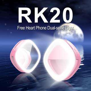 [In-Stock] Selfie Light RK-20