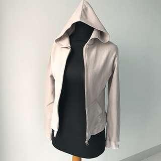 Cream Jacket / Hoodie / Sweater