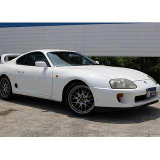 1996 Toyota Surpa RZ-S(HK MOTORCITY汽車代購服務)