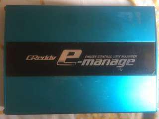 E manage