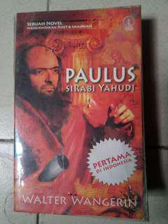 Novel Paulus si Rabi Yahudi