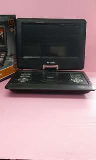 "Bgm 10.1"" portable DVD player"