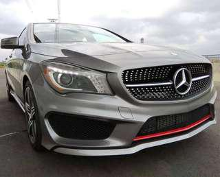 015 BENZ CLA250  SPORT PLUS 鋼鐵英雄灰