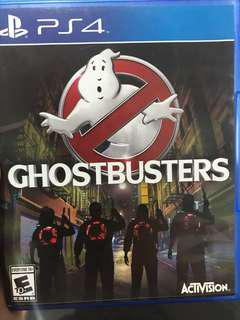 PS4 Ghosbusters