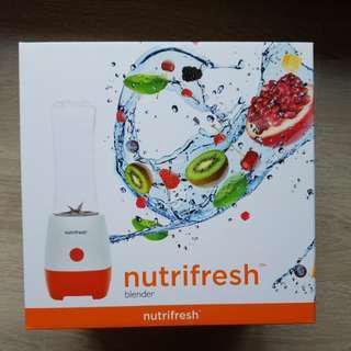 nutrifresh blender 惠康 攪拌機 食物處理器