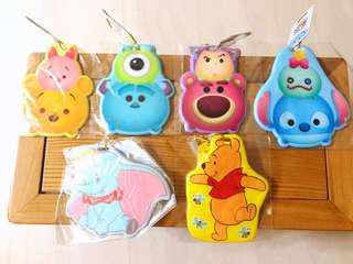 🚚 香港 迪士尼 卡套 7-11 限定 悠遊卡套 證件套
