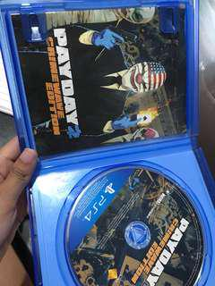 Ps4 Payday 2 Crimewave Edition