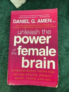 Power of the Female Brain Book