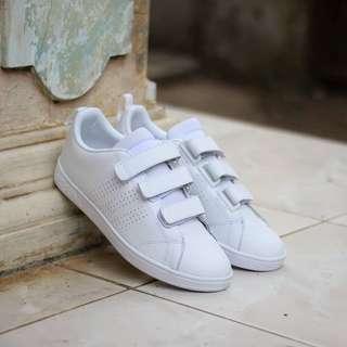 Adidas ADV Velcro WHT/WHT