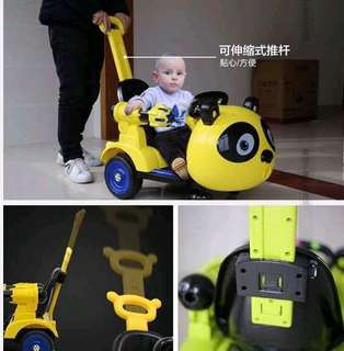 PANDA BABY CARS (1-4 years old)