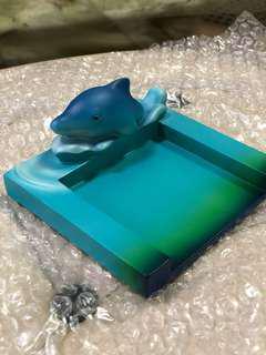 Dolphin Paper weight, Coaster, Memo pad holder, Door gift