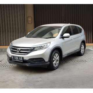 Honda CRV 2.0 A/T model baru, jual cepat banting harga