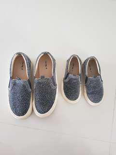 Zara Shoes for woman and toddler