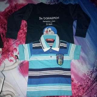 Flash SaleObral Jual Murah Paket Baju Polo Shirt Dan Jaket Anak Laki2