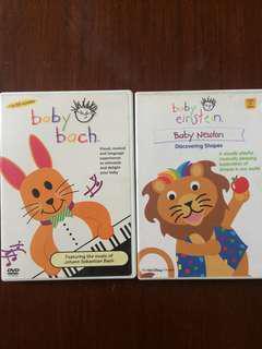 Baby Einstein: Bach & Newton DVD
