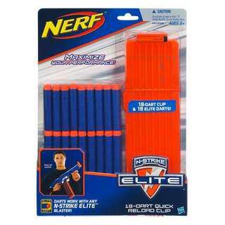 Nerf N-Strike Elite: 18-Dart Quick reload Clip (03560)