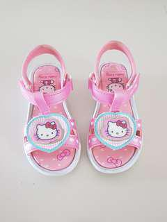 Hello Kitty Sandals with LED