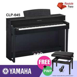 Yamaha Piano Fair @ Viva Business Park! Clavinova CLP-645