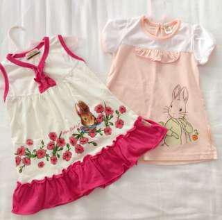 Peter Rabbit Gown