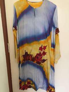 Baju Kurung Batik