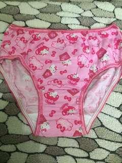 Hello Kitty bundle Assorted panty kids
