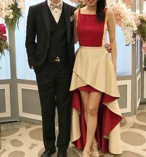 24778e45fd3 Duchess   Co ANKW skirt (couture)
